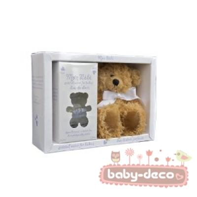 Classic Mon Bébé Scented Water in a Gift Box with cute traditional ...